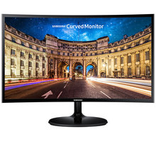 Monitor LED Samsung C24F390F, 24""