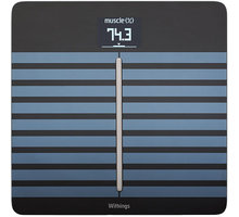 Peshore Withings Body Cardio, e zezë
