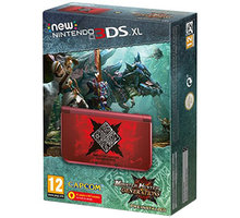 Konzolë lojërash Nintendo Monster Hunter 3DS XL