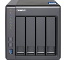 Server QNAP TS-431X-8G, 8GB RAM, 1.7GHz, 4x SATA 6Gb/s