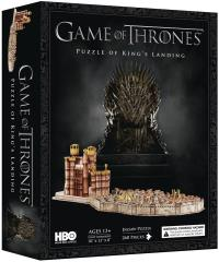 Puzzle Game of Thrones - King's Landing