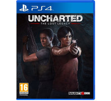 Videolojë Uncharted: The Lost Legacy - PS4