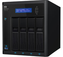 Server WD My Cloud PR4100, 8 TB
