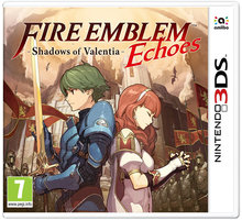 Lojë kompjuterike Fire Emblem Echoes: Shadows of Valentia - 3DS