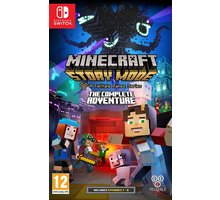 Videolojë Minecraft: Story Mode - The Complete Adventure (SWITCH)