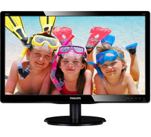 Monitor Philips 200V4QSBR, LED 20''