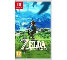 Videolojë The Legend of Zelda: Breath of the Wild (Switch)