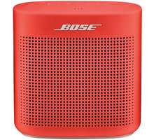 Altoparlant Bose SoundLink Colour II, e kuqe