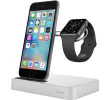 Mbajtes Belkin per Apple Watch + iPhone
