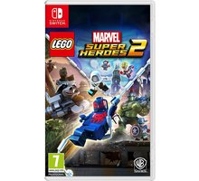 Videolojë LEGO Marvel Super Heroes 2 (SWITCH)