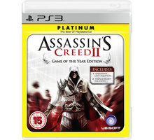 Assassin's Creed II - Game of the Year Edition - PS3