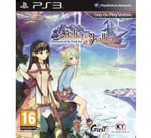 Atelier Shallie: Alchemists of the Dusk Sea - Lojë për PS3