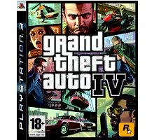 Loja PS3 game - Grand Theft Auto IV