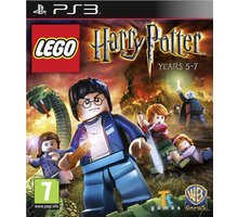 Lojë për PS3 - Lego Harry Potter 5-7