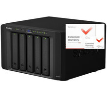 Server Synology DS1517, 5 HDD slote