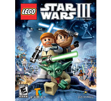LEGO Star Wars III: Clone Wars - PS3