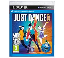Lojë për PS3 - Just Dance 2017