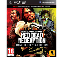 Red Dead Redemption (GOTY) - PS3