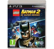 Lojë PS3 - Lego Batman 2: DC Super Heroes