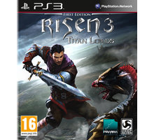 Risen 3: Titan Lords (First Edition) - PS3