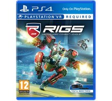 Rigs: Mechanized Combat League VR - PS4
