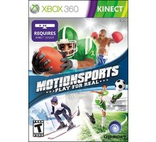 Kinect Motion Sports - X360