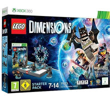 LEGO Dimensions - Starter Pack - X360
