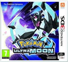 Videolojë Pokémon Ultra Moon (3DS)