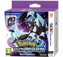 Pokémon Ultra Moon - Steelbook Edition (3DS)