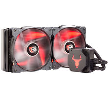 Ftohës iTek Liquid Cooler ICERED 240