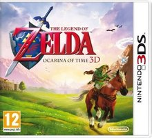 Lojë kompjuterike The Legend of Zelda: Ocarina of Time - 3DS