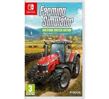 Video lojë Farming Simulator 17 - Nintendo Switch Edition (SWITCH)