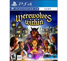 Video lojë Werewolves Within (PS4 VR)