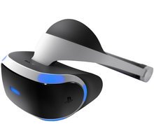 Syze virtuale PlayStation VR  (soft bundle)