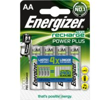 Bateri Energizer AA/HR6 POWER PLUS, 2000mAh , 4 copë