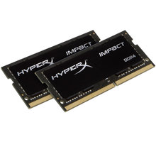 Memorie RAM Kingston HyperX Impact 32GB (2x16GB) DDR4 3200 SODIMM
