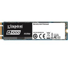 Hard disk Kingston A1000 NVMe PCIe SSD M.2 - 480GB