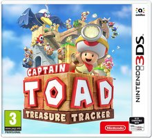 Video lojë Captain Toad: Treasure Tracker (3DS)