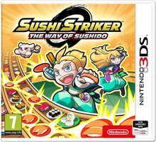 Video lojë Sushi Striker: The Way of Sushido (3DS)