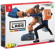 Set Nintendo Labo Robot (SWITCH)