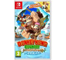 Video lojë Donkey Kong Country: Tropical Freeze (SWITCH)