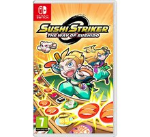 Video lojë Sushi Striker: The Way of Sushido (SWITCH)
