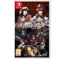 Video lojë Fallen Legion: Rise To Glory (SWITCH)
