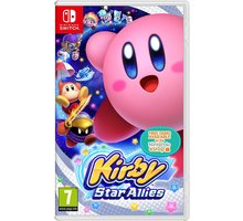 Video lojë Kirby Star Allies (SWITCH)