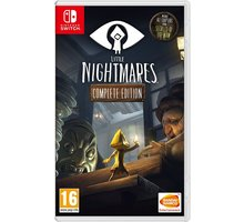 Video lojë Little Nightmares - Complete Edition (SWITCH)