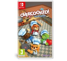 Video lojë Overcooked - Special Edition (SWITCH)