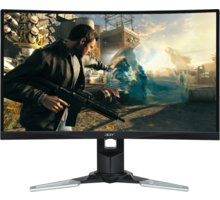 "Monitor LED Acer XZ271Abmiiphzx Gaming - 27"" (68cm), Full HD, e zezë"