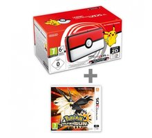 Konzolë Nintendo New 2DS XL, Pokéball Edition + Pokémon Ultra Sun