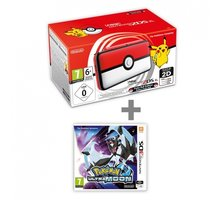 Konzolë Nintendo New 2DS XL, Pokéball Edition + Pokémon Ultra Moon