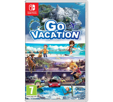 Videolojë Go Vacation (SWITCH)